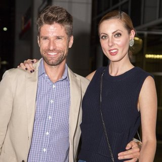 Kyle Martino, Eva Amurri in Women's Brain Health Initiative Celebrated Its West Coast Debut
