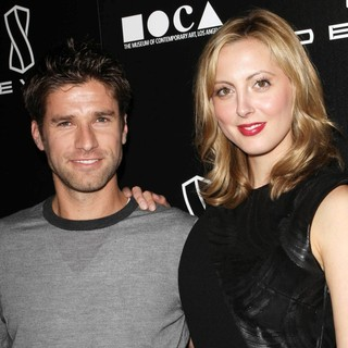 Kyle Martino, Eva Amurri in Jessica Stam Hosts Grand Opening of Devon Flagship Store in Beverly Hills