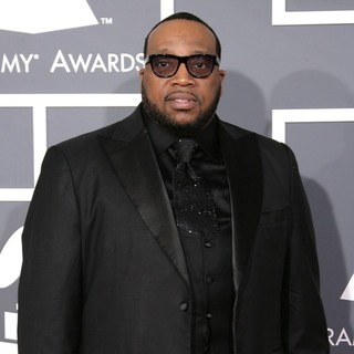 Marvin Sapp in 55th Annual GRAMMY Awards - Arrivals