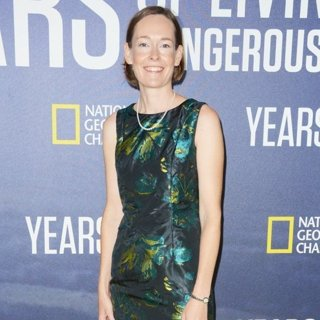 Mary Anne Hitt-National Geographic's Years of Living Dangerously Season 2 World Premiere - Red Carpet Arrivals