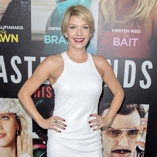 Mary Elizabeth Ellis-Relativity Media's Masterminds Premiere