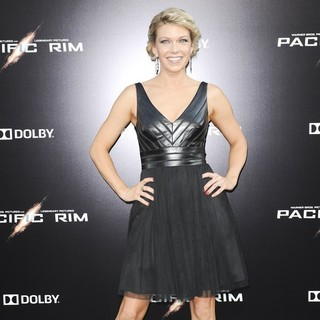Mary Elizabeth Ellis in Los Angeles Premiere of Pacific Rim