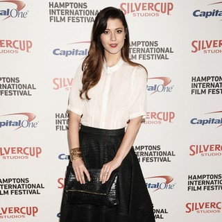 Mary Elizabeth Winstead in The Hamptons International Film Festival Chairman's Reception Arrivals