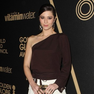 Mary Elizabeth Winstead in Miss Golden Globe 2013 Party Hosted by The HFPA and InStyle