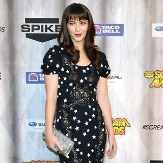Mary Elizabeth Winstead in Spike TV's Scream 2011 Awards - Arrivals