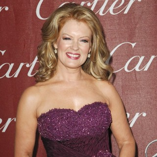 Mary Hart in The 23rd Annual Palm Springs International Film Festival Awards Gala - Arrivals