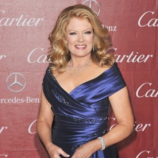 Mary Hart in 24th Annual Palm Springs International Film Festival Awards Gala - Red Carpet