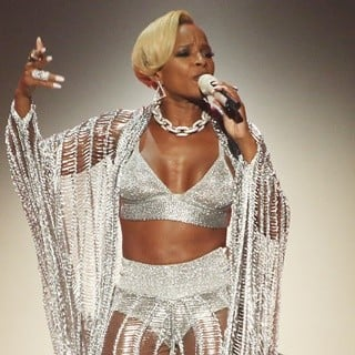 Mary J. Blige in 2017 BET Awards - Show