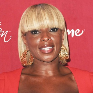 Mary J. Blige in Variety's 3rd Annual Power of Women Luncheon