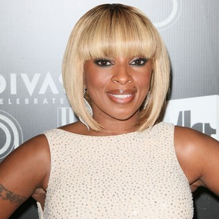 Mary J. Blige in The VH1 Divas Celebrates Soul - Arrivals
