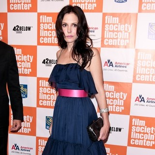 Mary-Louise Parker in Lincoln Center Film Society's 2011 Chaplin Award Gala Honoring Sidney Poitier - Arrivals