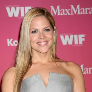 Mary McCormack in The Women in Film Crystal and Lucy Awards 2009 - Arrivals - mary-mccormack-crystal-and-lucy-awards-2009-02