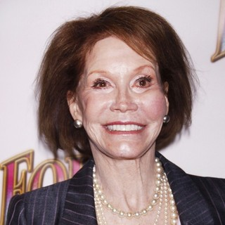 Mary Tyler Moore in Opening Night of The Broadway Musical Production of Follies - Arrivals