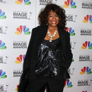 Mary Wilson in The 43rd Annual NAACP Awards - Arrivals