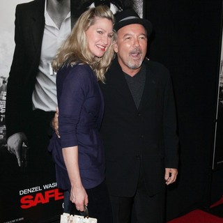 The Safe House Premiere - Arrivals - mason-blades-premiere-safe-house-01