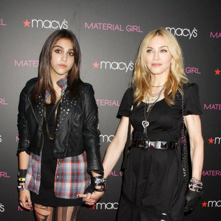 Madonna - 'Material Girl' Collection Launch
