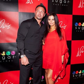 Roger Mathews, JWoww in JWoww Celebrates Her 26th Birthday
