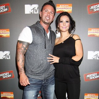 Roger Mathews, JWoww in Jersey Shore Season 6 Premiere Party