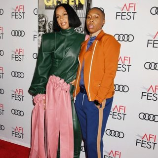 Melina Matsoukas, Lena Waithe in AFI FEST 2019 Presented by Audi - Queen and Slim Premiere