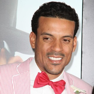 Matt Barnes in Tyler Perry's Madea's Witness Protection New York Premiere