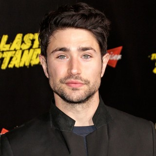 Matt Dallas in The World Premiere of The Last Stand