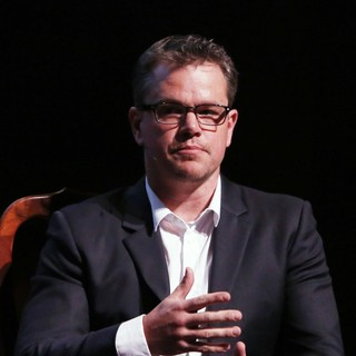 Matt Damon - Harvard University Honours Matt Damon with The 2013 Arts Medal