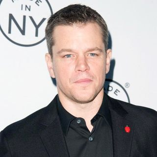 Matt Damon in 6th Annual Made in NY Awards - Arrivals