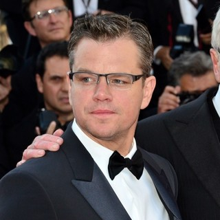 66th Cannes Film Festival - Behind the Candelabra Premiere - matt-damon-behind-the-candelabra-premiere-01