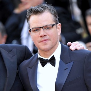 Matt Damon in 66th Cannes Film Festival - Behind the Candelabra Premiere