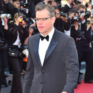 66th Cannes Film Festival - Behind the Candelabra Premiere - matt-damon-behind-the-candelabra-premiere-03