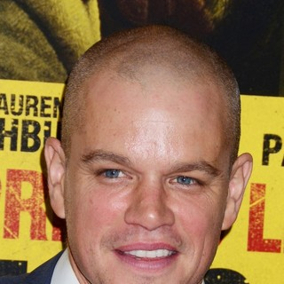 Matt Damon in New York Premiere of Contagion - Arrivals