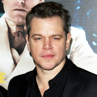 Matt Damon - Live by Night World Premiere