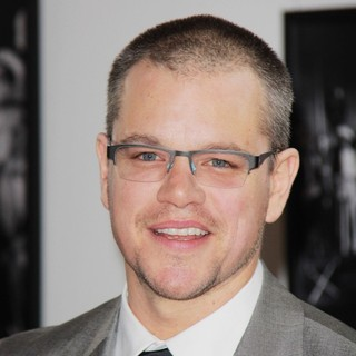 Matt Damon in Premiere of Focus Features' Promised Land - Arrivals
