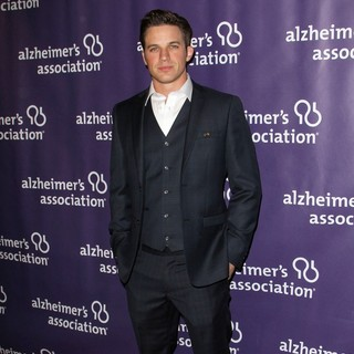 Matt Lanter in The 20th Annual A Night at Sardi's Fundraiser and Awards Dinner - Arrivals