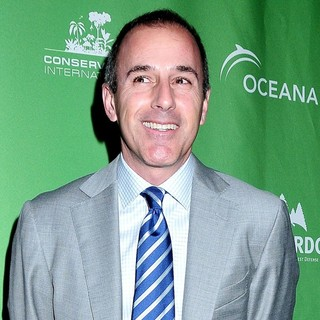 Matt Lauer in Christie's Green Auction: A Bid to Save The Earth