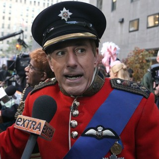 Matt Lauer in Matt Lauer Dresses Up as Prince William for A Halloween Themed Today Show