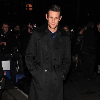 Matt Smith in Evening Standard British Film Awards 2012 - Arrivals