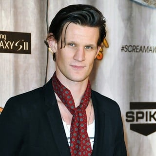 Matt Smith in Spike TV's Scream 2011 Awards - Arrivals