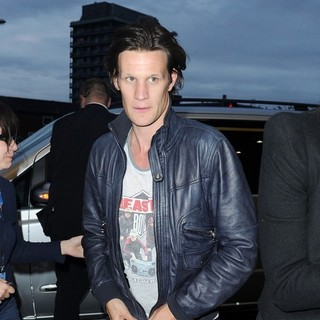 Matt Smith in Celebrities Attend The Snoop Dogg Concert