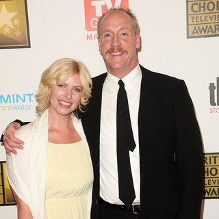 Matt Walsh in 2012 Critics' Choice TV Awards - Arrivals