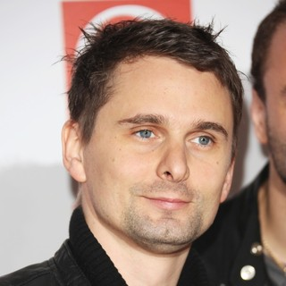 Matthew Bellamy, Muse in The Q Awards 2012 - Arrivals