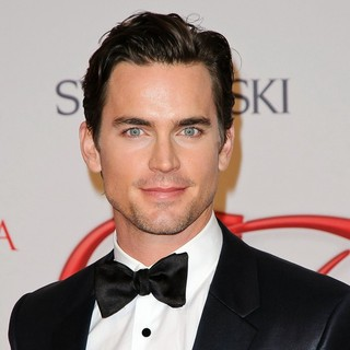 Matthew Bomer in 2012 CFDA Fashion Awards
