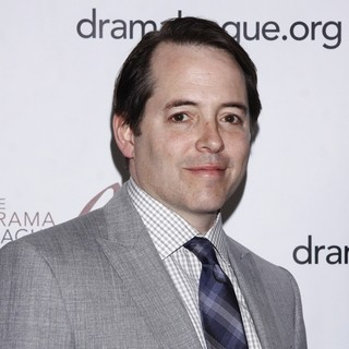 Matthew Broderick in The 78th Annual Drama League Awards - Arrivals