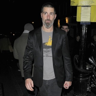 Matthew Fox Leaving The Vaudeville Theatre
