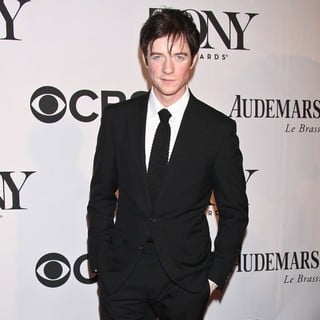 Matthew James Thomas in The 67th Annual Tony Awards - Arrivals