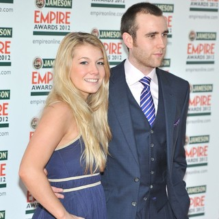 Matthew Lewis in The Empire Film Awards 2012 - Arrivals