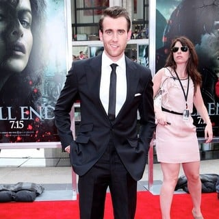 Matthew Lewis in New York Premiere of Harry Potter and the Deathly Hallows Part II - Arrivals