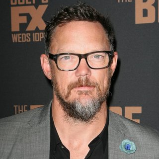 Matthew Lillard in FX's The Bridge Premiere