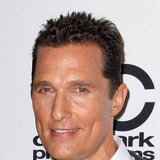 Matthew McConaughey in The 17th Annual Hollywood Film Awards