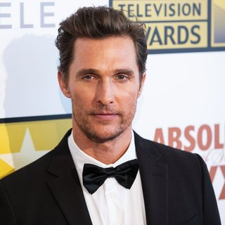 Matthew McConaughey in 4th Annual Critics' Choice Television Awards